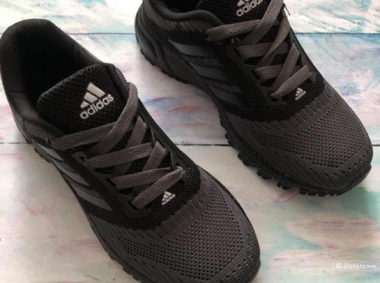 Кроссовки женские/ подростковые Adidas р.36,37