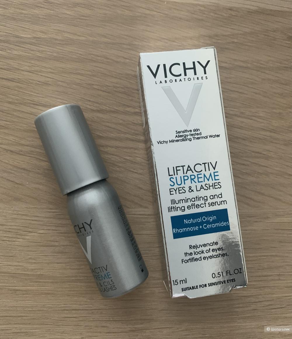 Сыворотка для кожи вокруг глаз Vichy, 15 ml