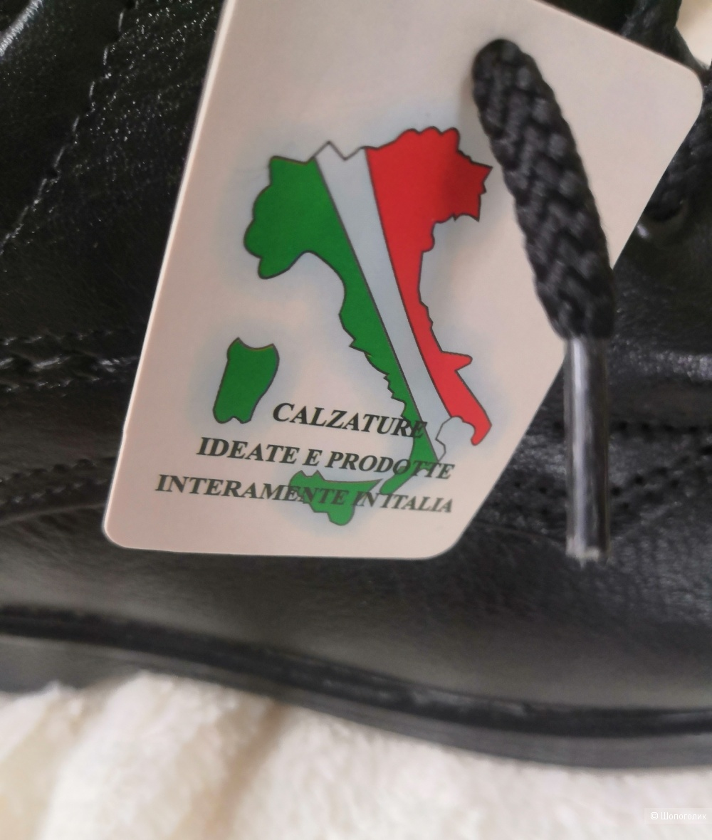 Ботинки Silver, размер 40-41