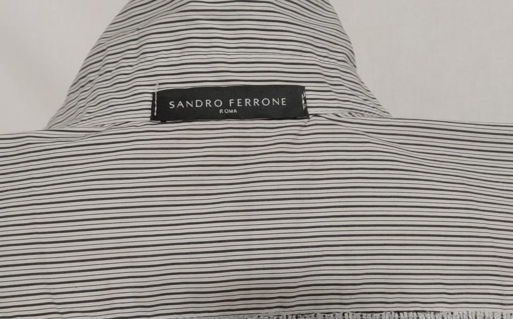 Рубашка с запахом, Sandro Ferrone, M