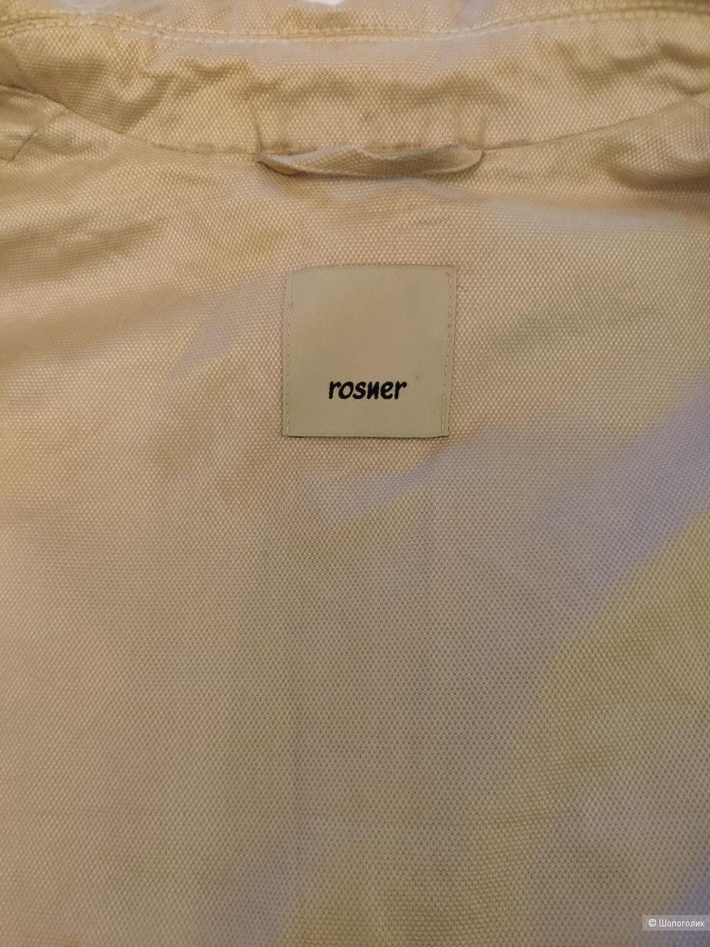 Тренч(плащ), Rosner, размер 48/50 российский