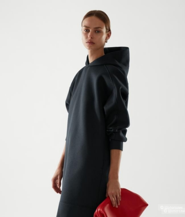 Платье uniqlo, размер 46