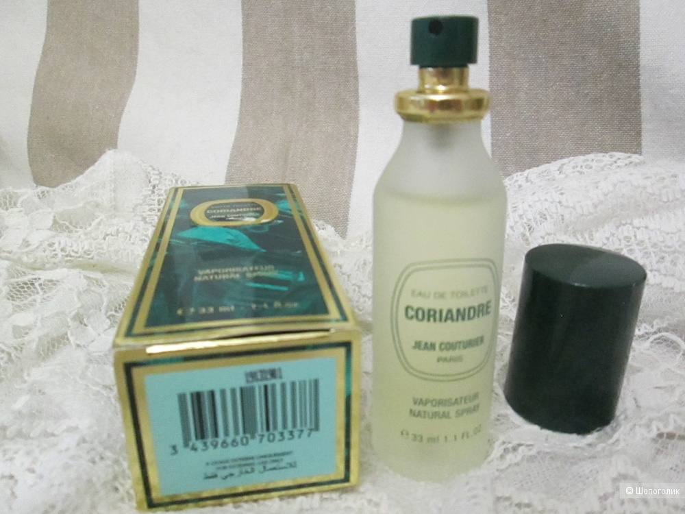 Парфюм Coriandre Jean Couturier  33 мл.