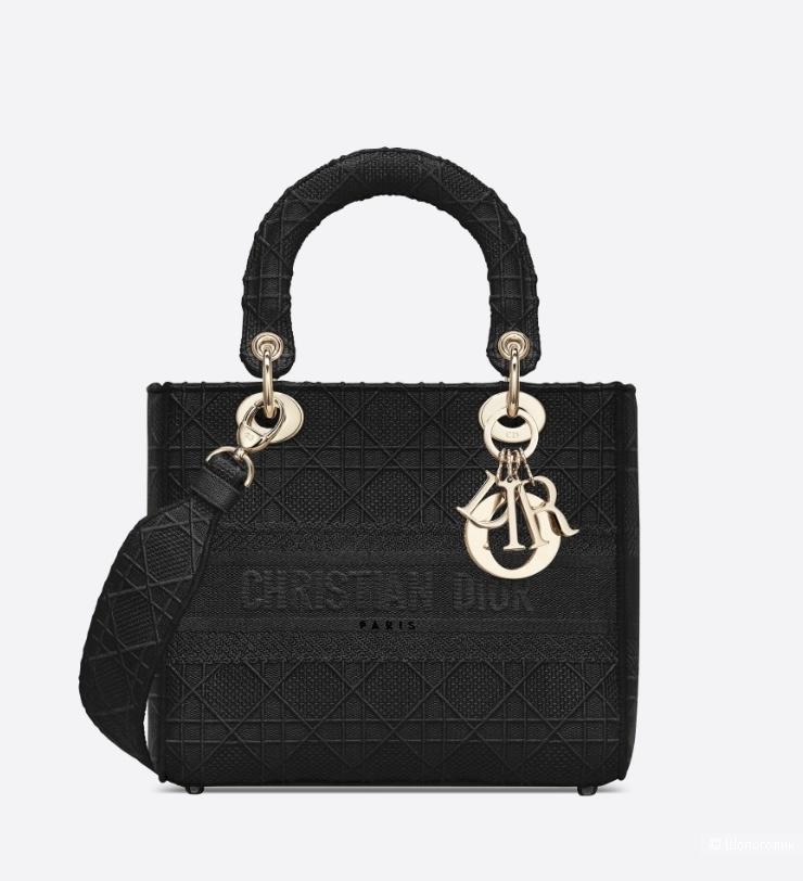 Сумка Christian Dior размер 24 на 20 см