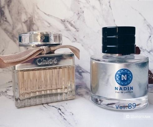Nadin № 89 Chloe Eau De Parfum Парфюмерная вода 50 мл.