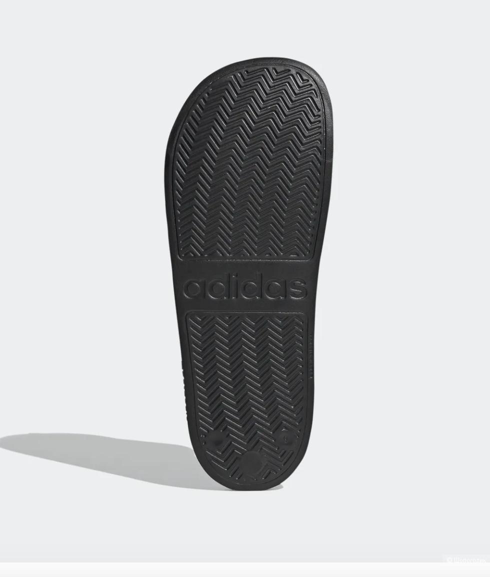 Шлепанцы Adidas Adilette Shower, размер 38 на 37