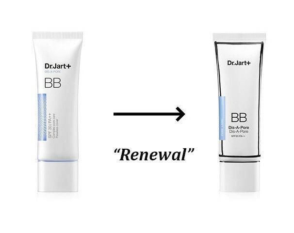 Dr.Jart+ BB-крем для сужения пор и устранения жирного блеска Dermakeup Dis-A-Pore Beauty Balm 50 мл