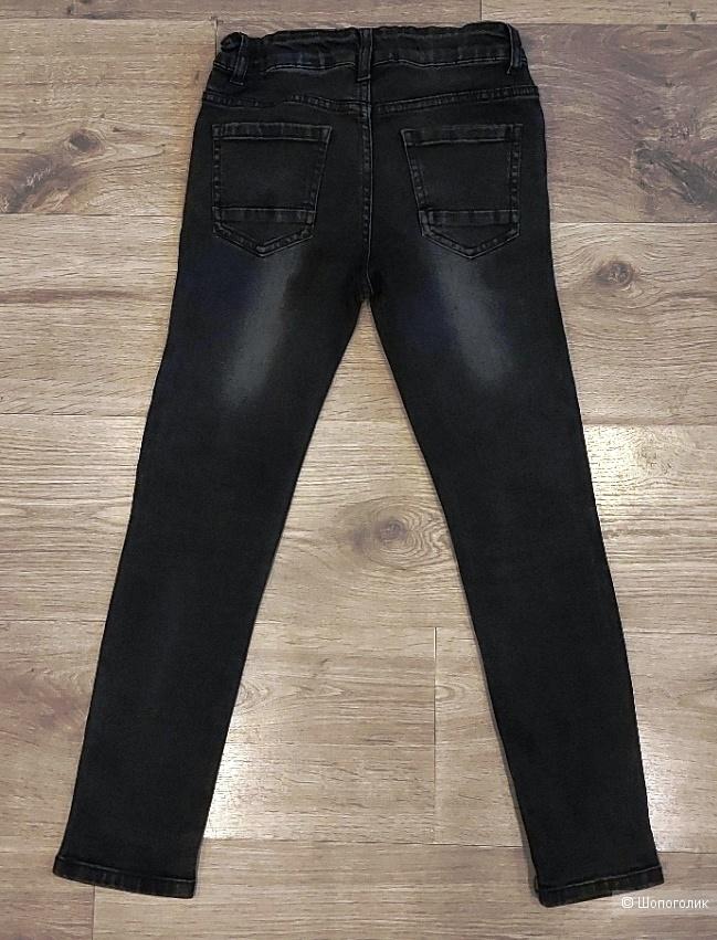 Сет джинсов на мальчика 128 см -7 -8 лет