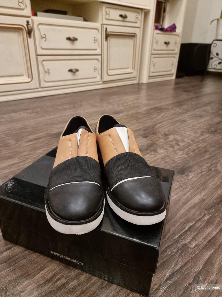 Туфли Paolo Conte, размер 39