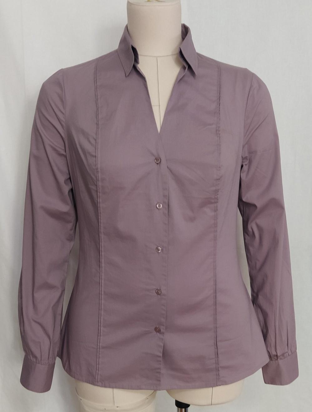 Рубашка лавандового цвета, Sisley, L
