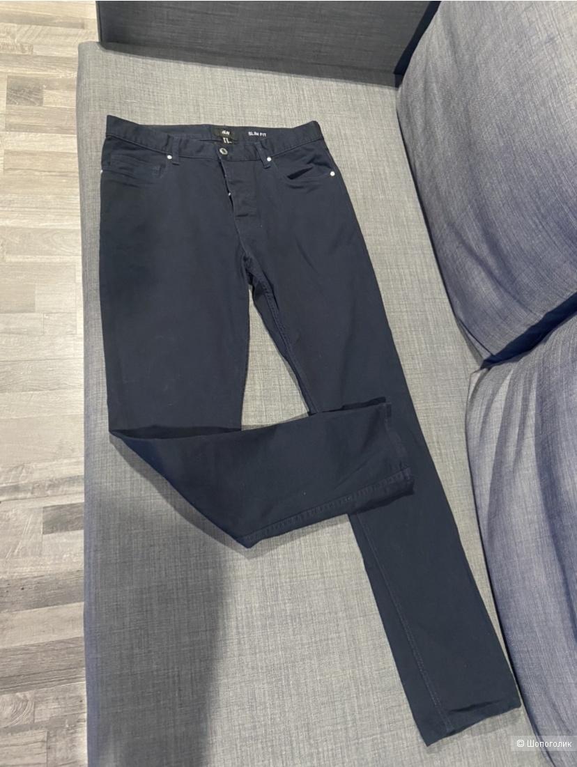 Джинсы- брюки  HM размер 30