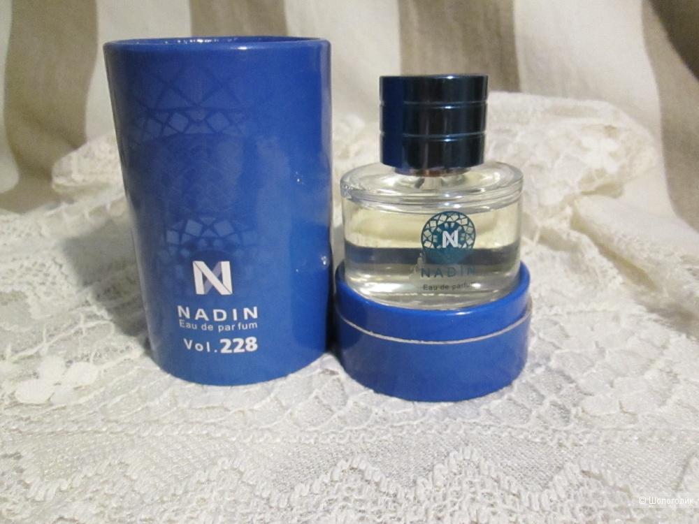 Nadin № 228 Les Exclusifs de Beige Парфюмерная вода 50 мл