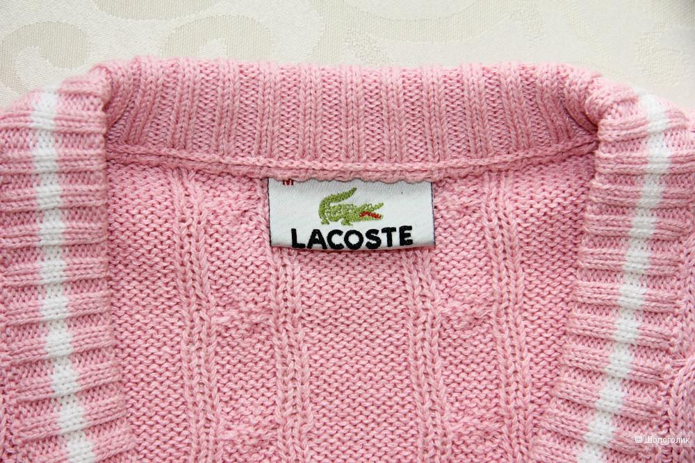 Свитер Lacoste размер 44-46(М)