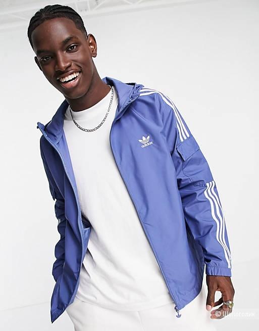 Ветровка Adidas Originals adicolor, р.S-M
