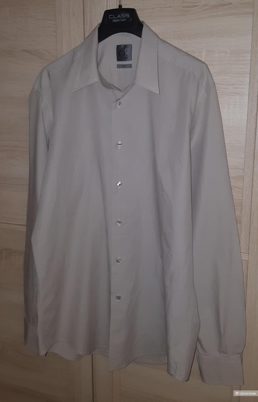 Рубашка calvin klein, размер l