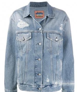 Куртка джинсовая Acne Studios, 46-48, L