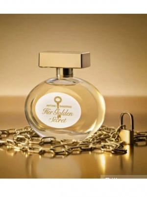 Парфюм Her Golden Secret Антонио Бандерас