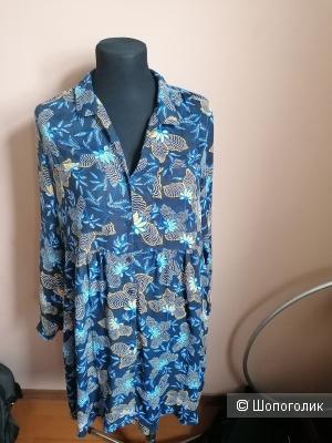 Платье Esprit 100% вискоза размер 46-50