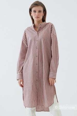 Платье - рубашка Zarina размер M-L
