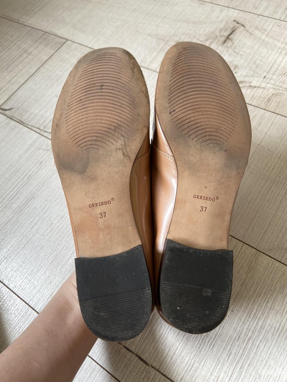 Ботинки Gerzedo, размер 37
