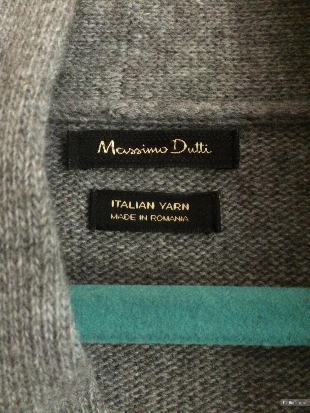 Пончо-кейп Massimo Dutti, оверсайз, S-XXL