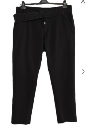 Брюки шерсть с джинсовым поясом, Richmond ,XL
