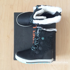 Ботинки сапоги Merrell, размер EU 32, 20,5 см