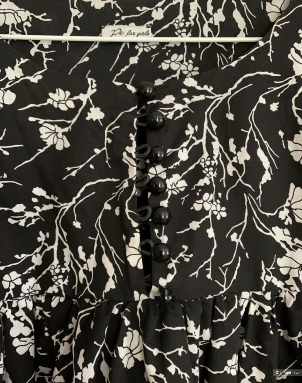 Платье, Pe for girls, one size