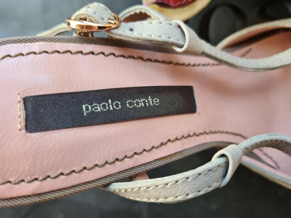 Босоножки Paolo Conte 37