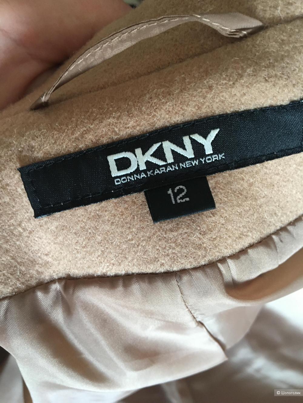 Пальто DNKY 46-48 размер