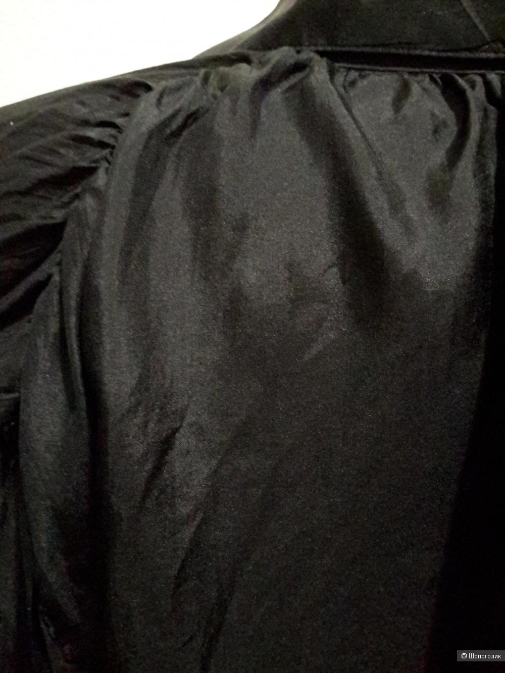 Блузка из шёлка URBAN KIABI, размер 42/22 (наш 46/48/50)