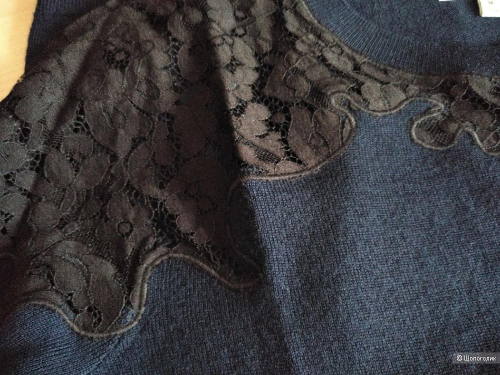 Джемпер из 100% шерсти Katherine Kelly. Размер: М (42-44-46)