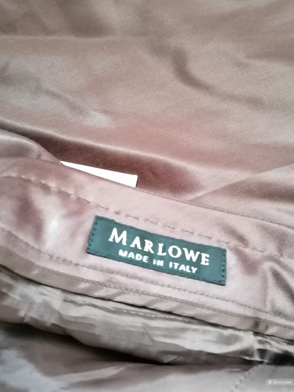Брюки Marlowe шерсть размер 42 итальянский