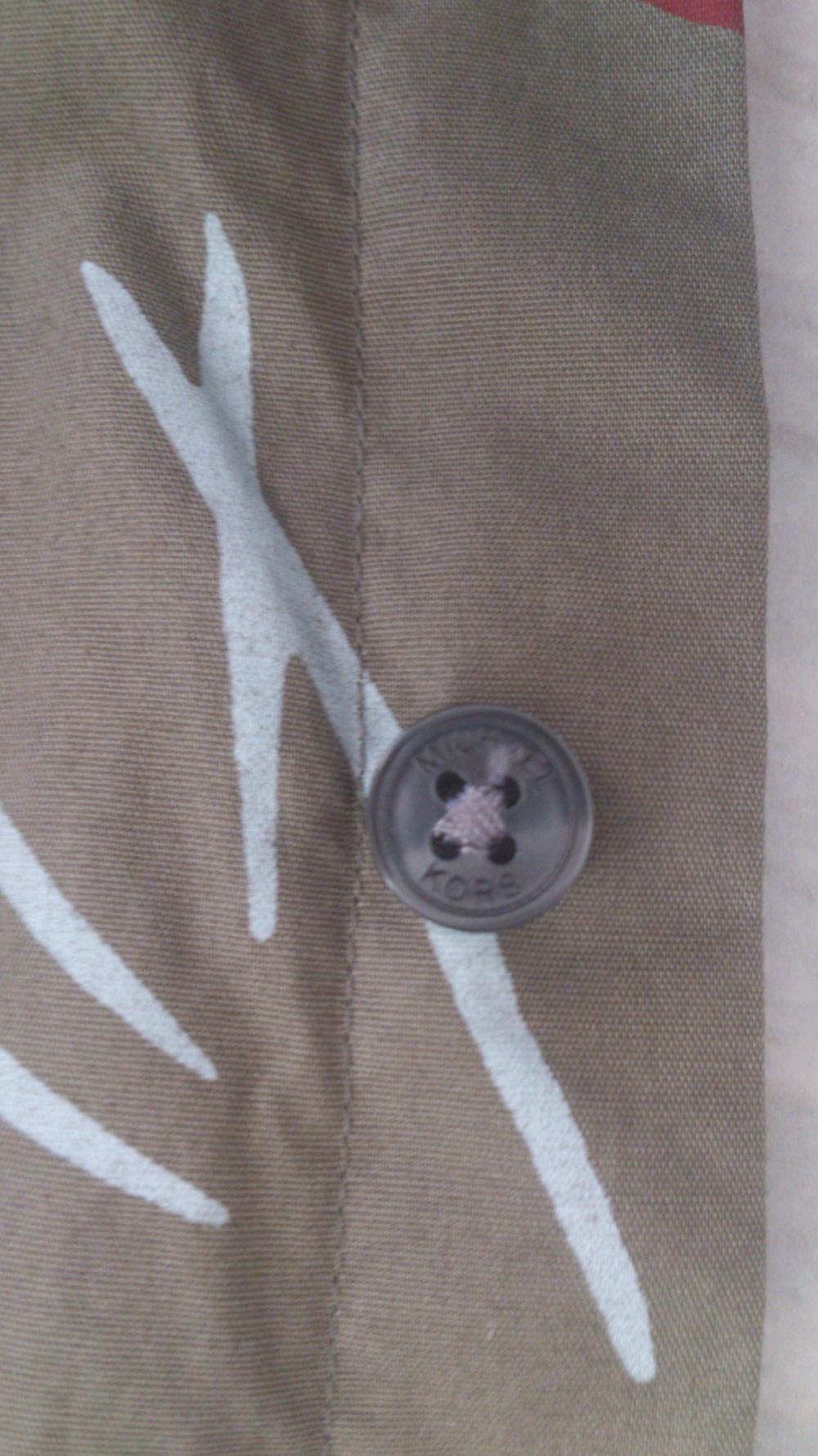 Рубашка мужская Michael Kors M