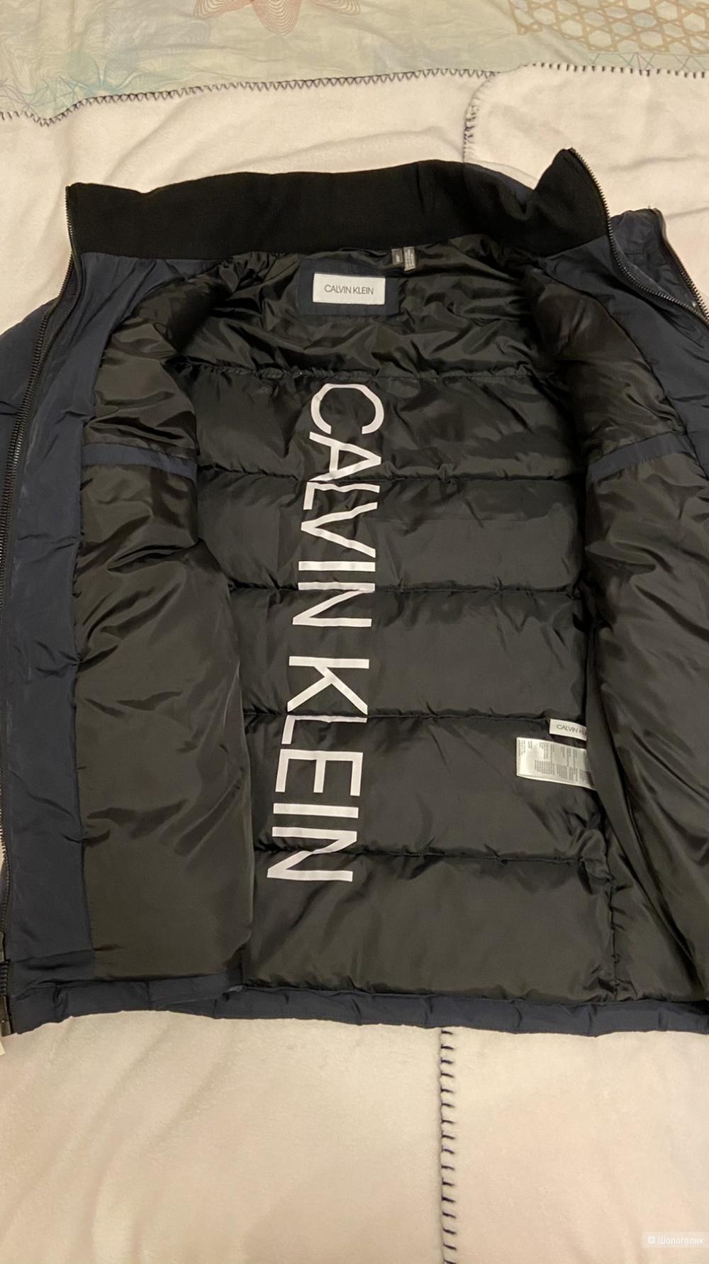 Куртка демисезонная Calvin Klein, 50-52 размер
