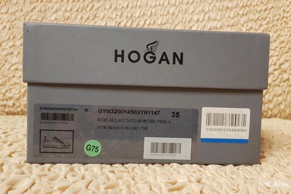 Кроссовки HOGAN REBEL  Размер 35,5-36