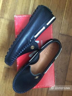 Новые мокасины р.30 Tinny shoes Испания,