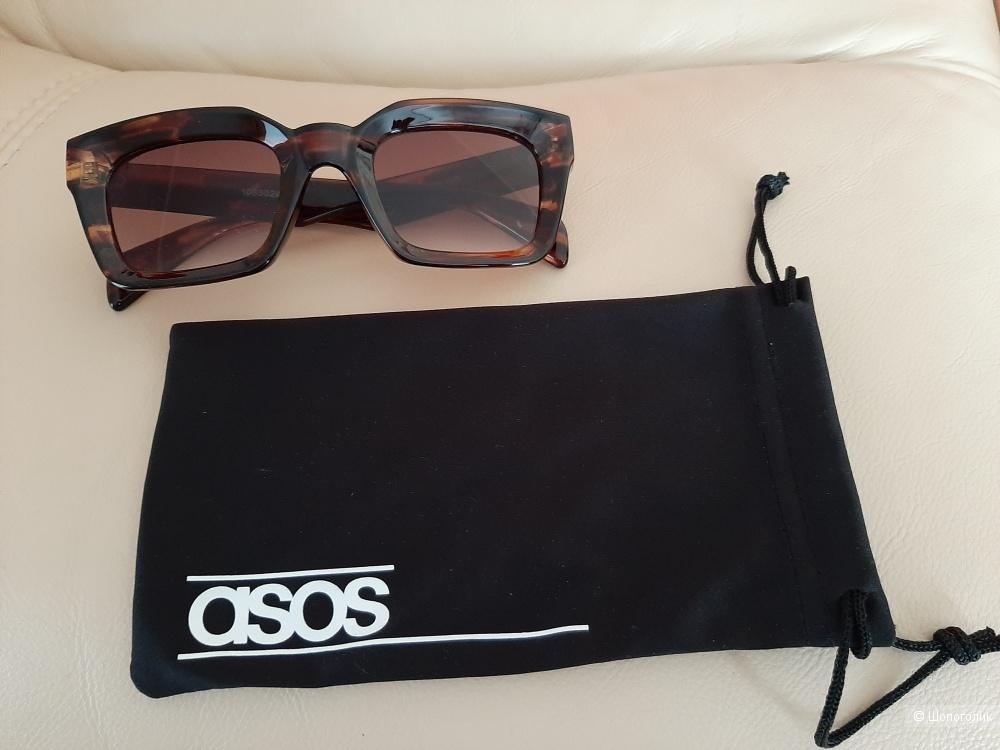 Солнцезащитные очки ASOS DESIGN, one size