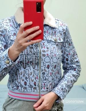 Куртка джинсовая Juicy Couture, р. XS