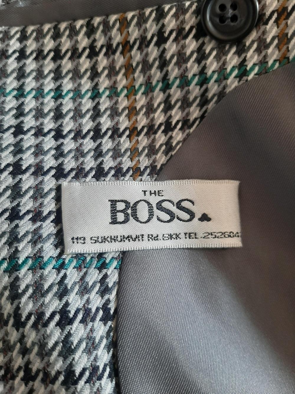 Пиджак the boss, размер М
