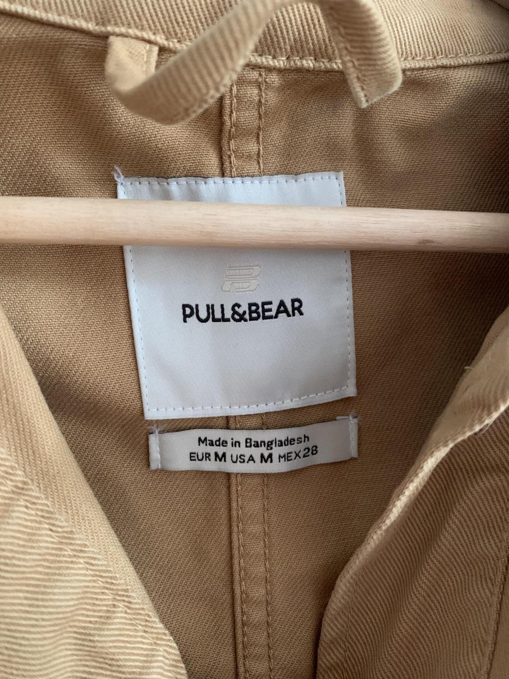 Джинсовка Pull&Bear, размер М