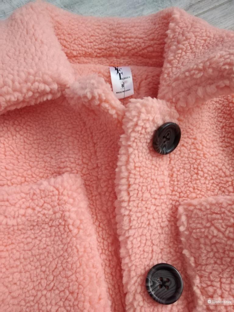 Куртка из искусственного меха  Violet Romance, размер UK 8