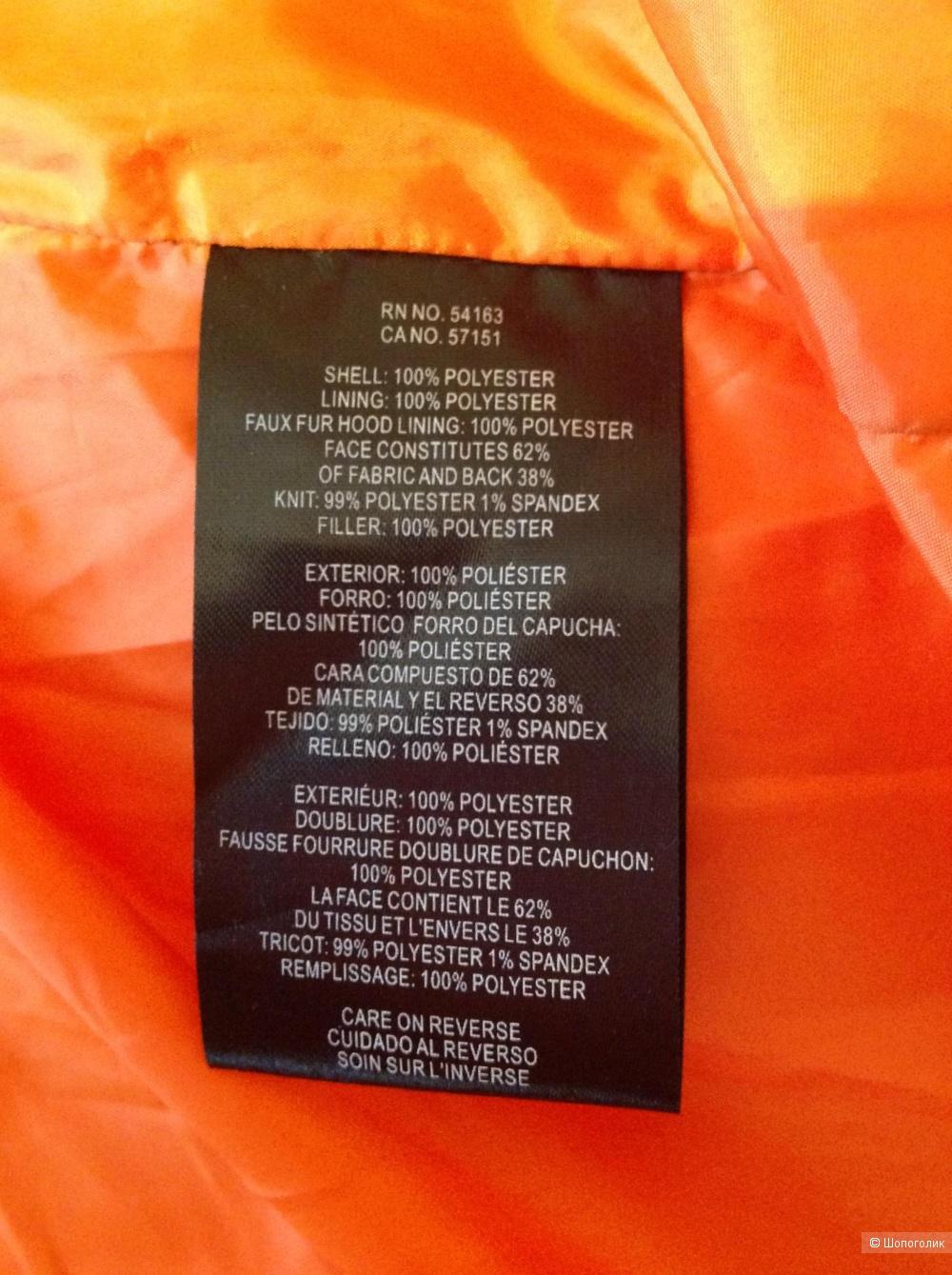 Пуховик парка DKNY, размер XL, на 54-65-58