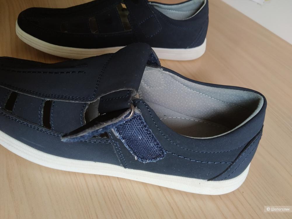 Туфли school futurino размер 38