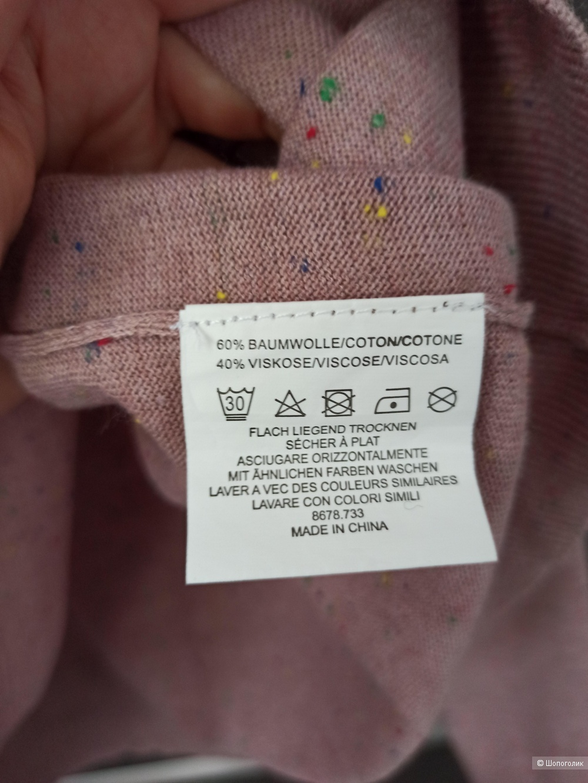 Комплект на размер 46-48 свитер no name, брюки Mer&Sud