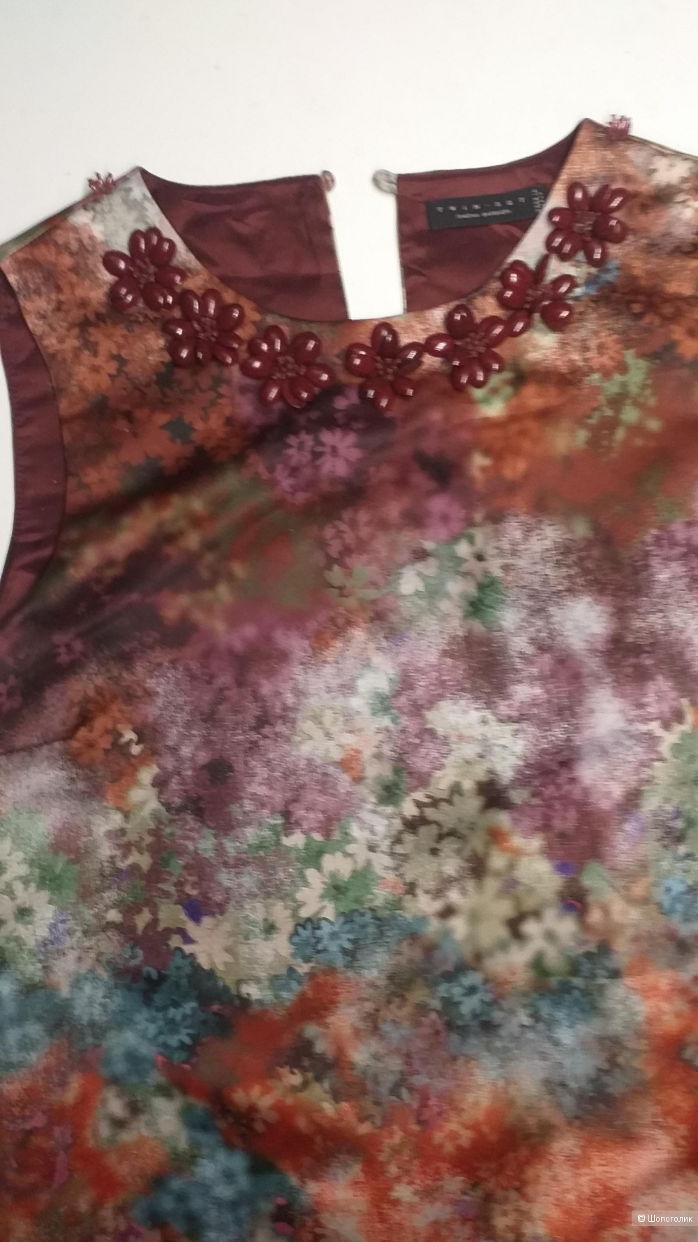 Платье Twin Set by Simona Burbieri, р. L