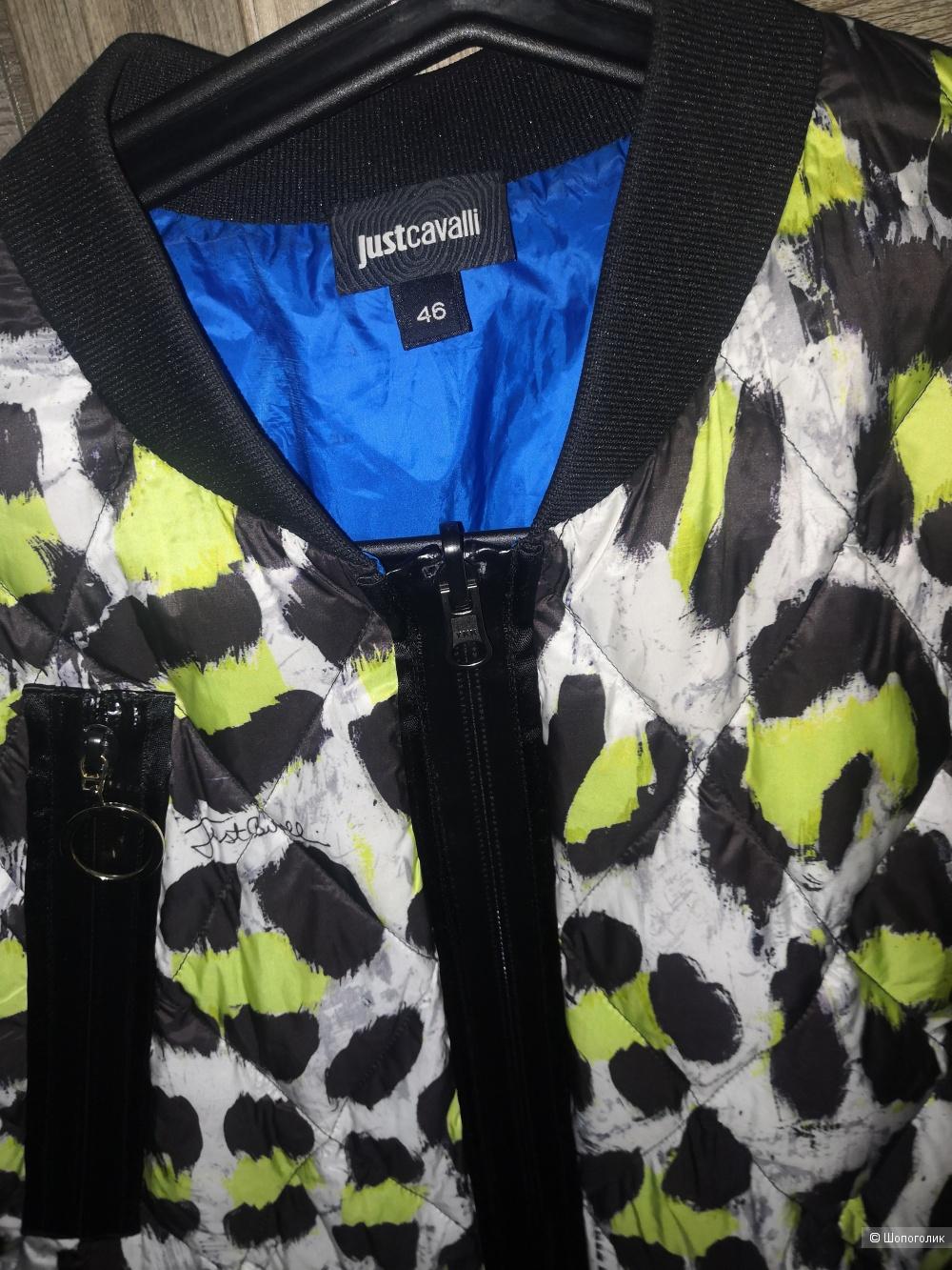 Just cavalli куртка 44-46