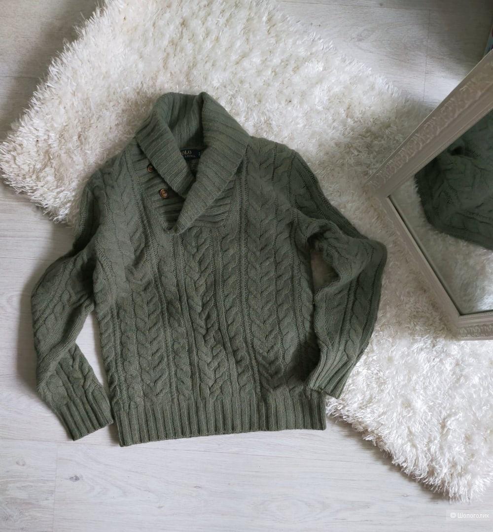 Шерстяной свитер Polo by Ralph Lauren размер S