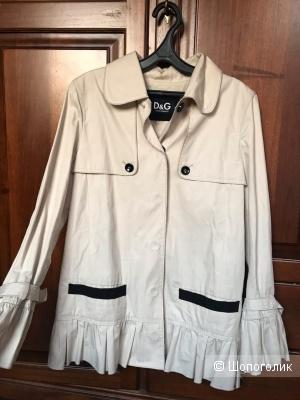 Пальто-плащ Dolce&Gabbana 42-44 р