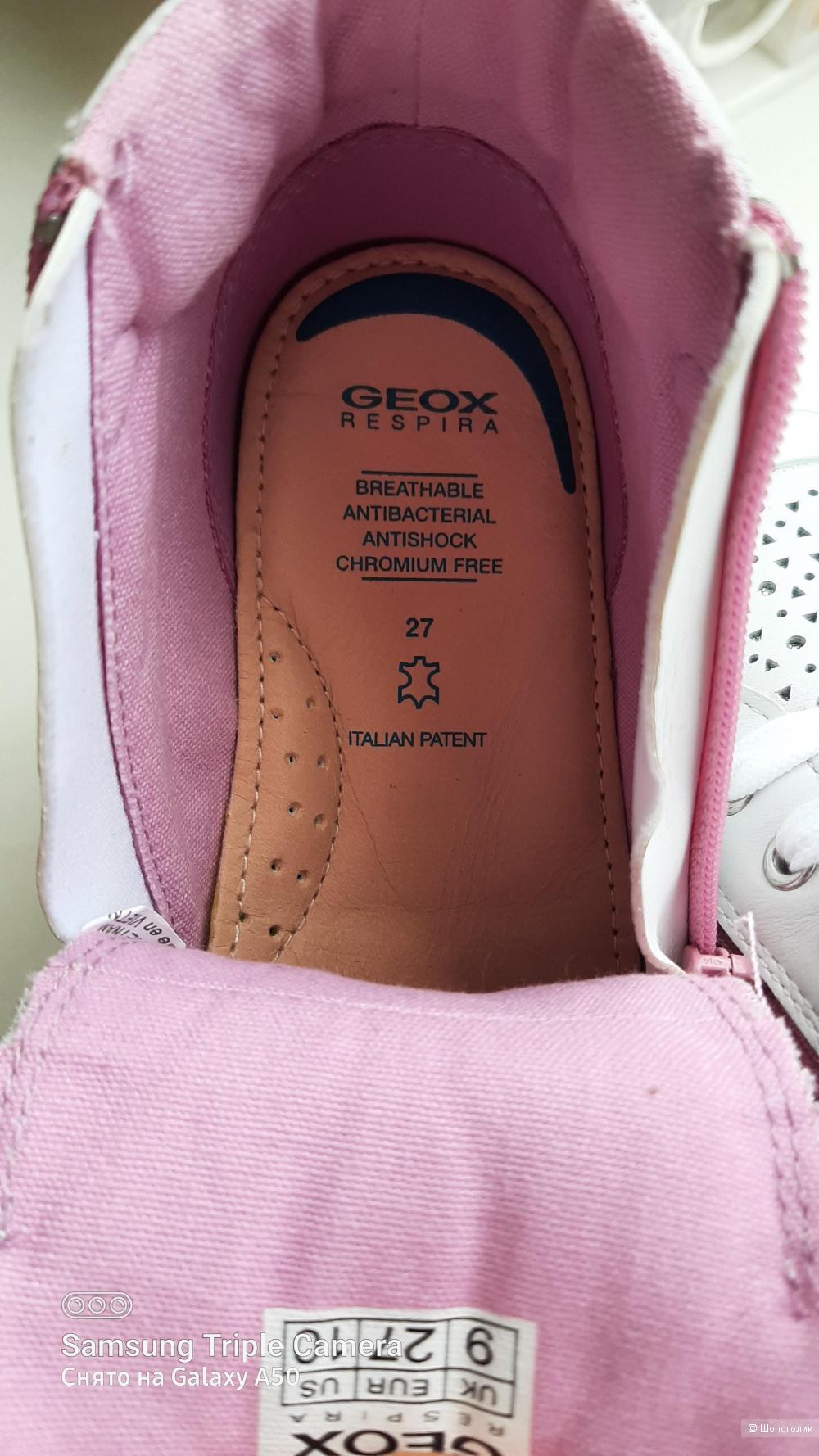 Ботинки Geox р. 27